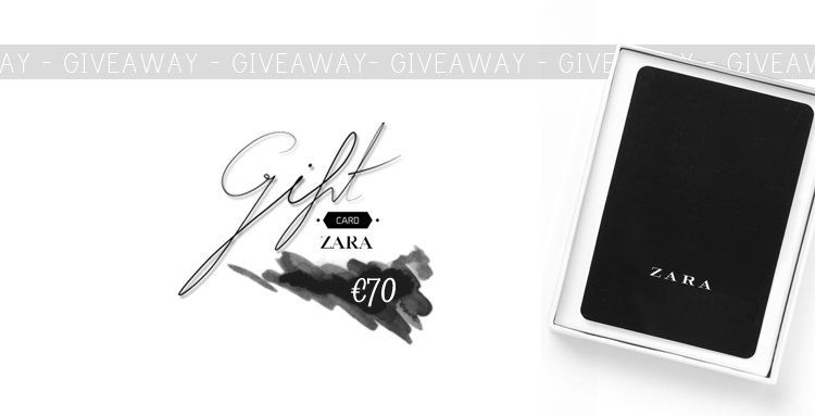 zara+giveaway+gift card+bloggers