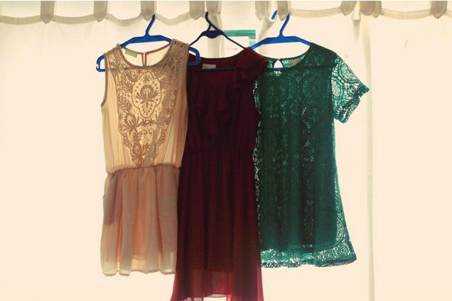 Pretty dresses by Dress-a-Day