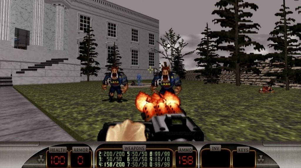 Duke Nukem 3D Megaton 3