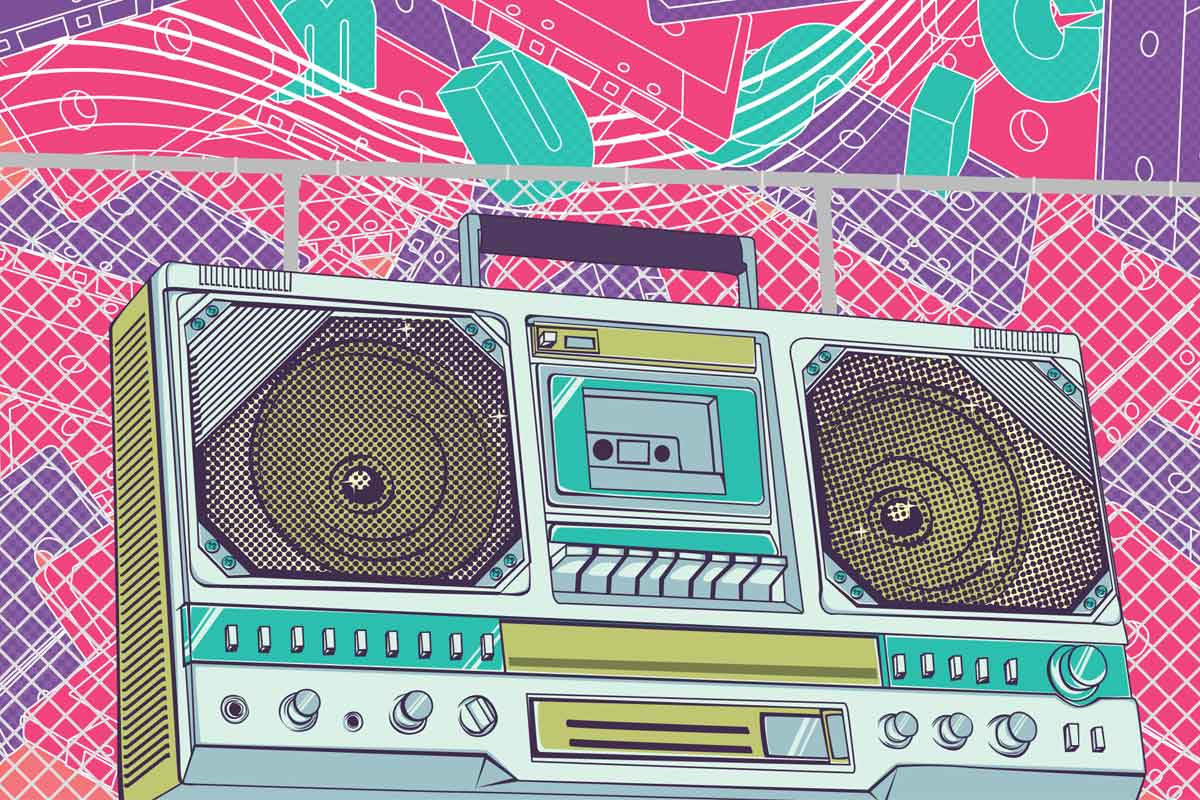 Songs that sound like the 80s in 2015 – Mixtape