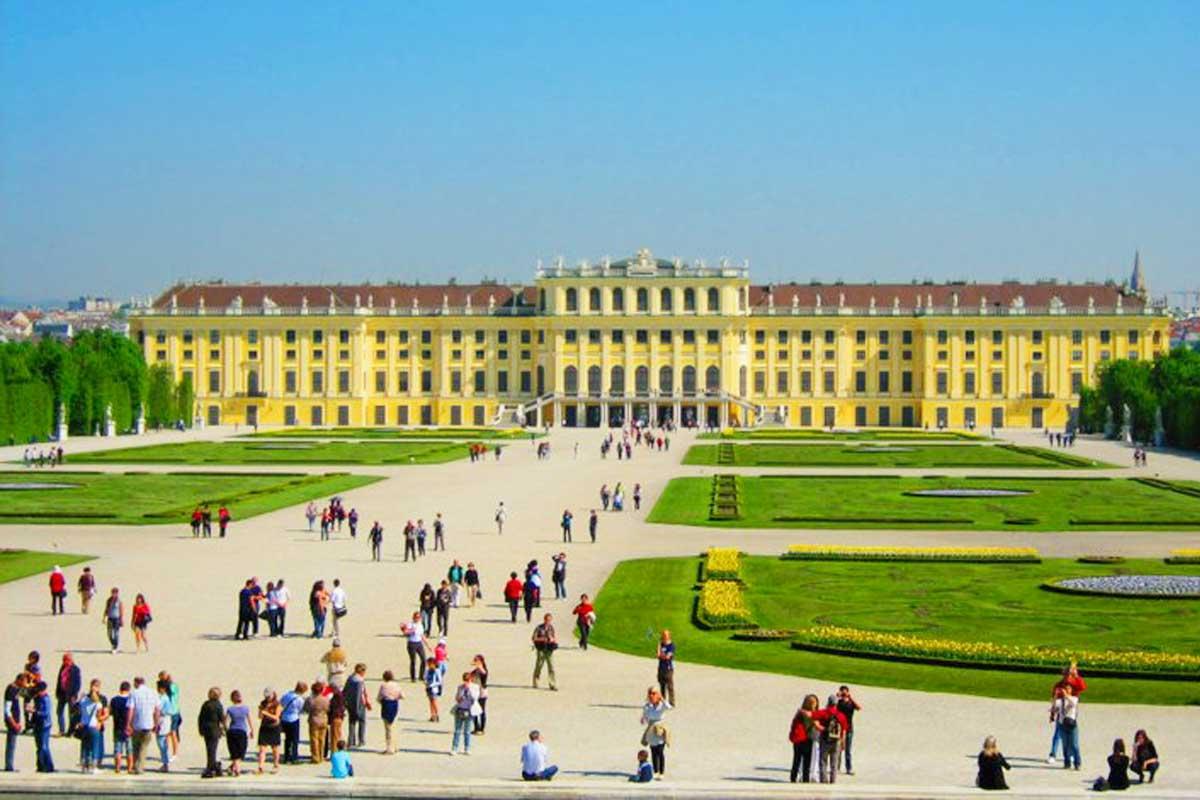 My Vienna and Bratislava trip anniversary