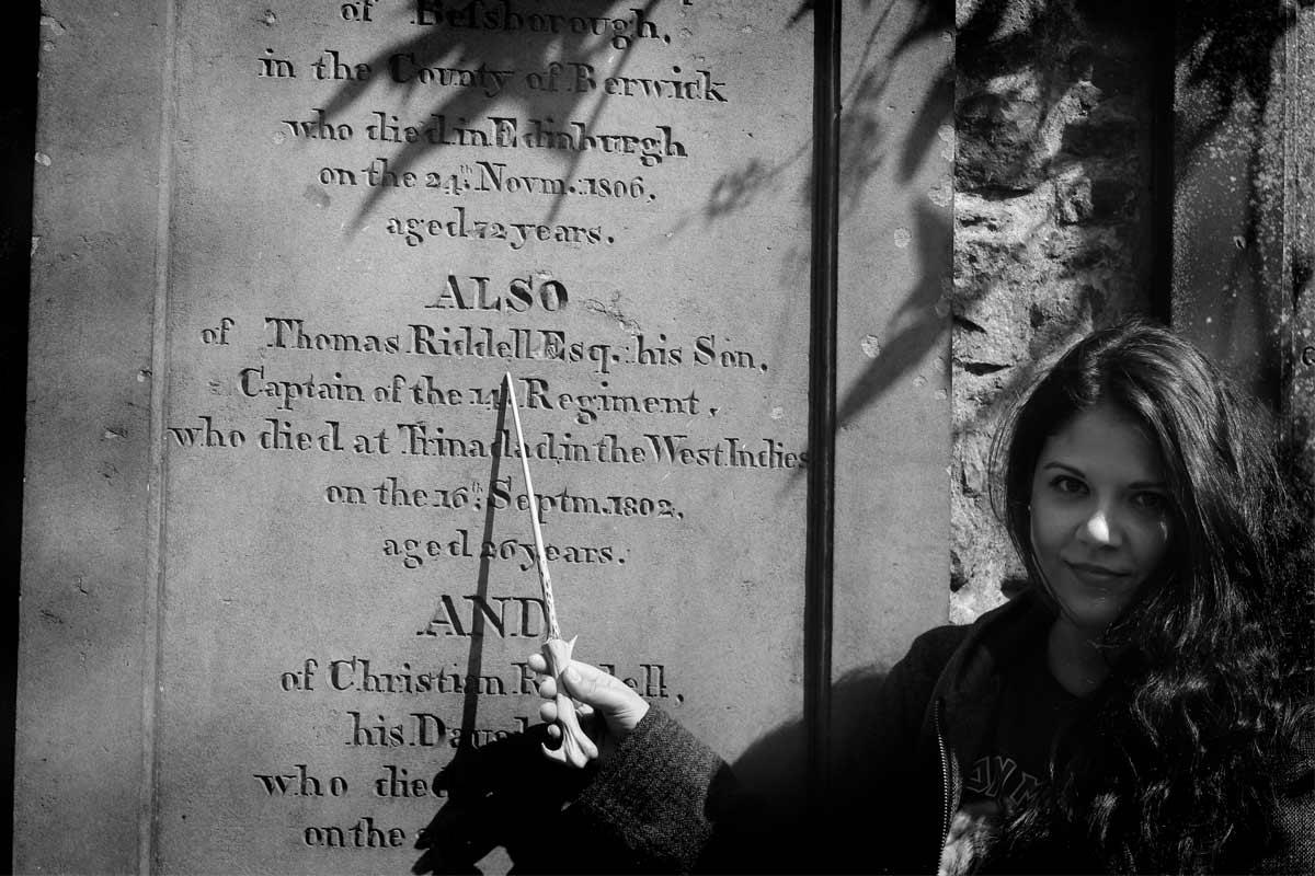 Histórias do cemitério Greyfiars Kirkyard e do Harry Potter em Edimburgo
