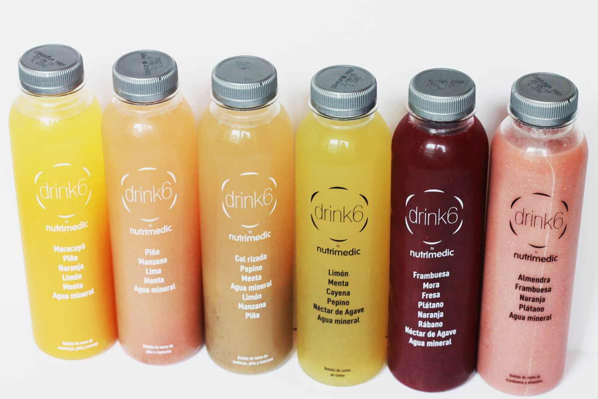 My detox day with natural juices – review