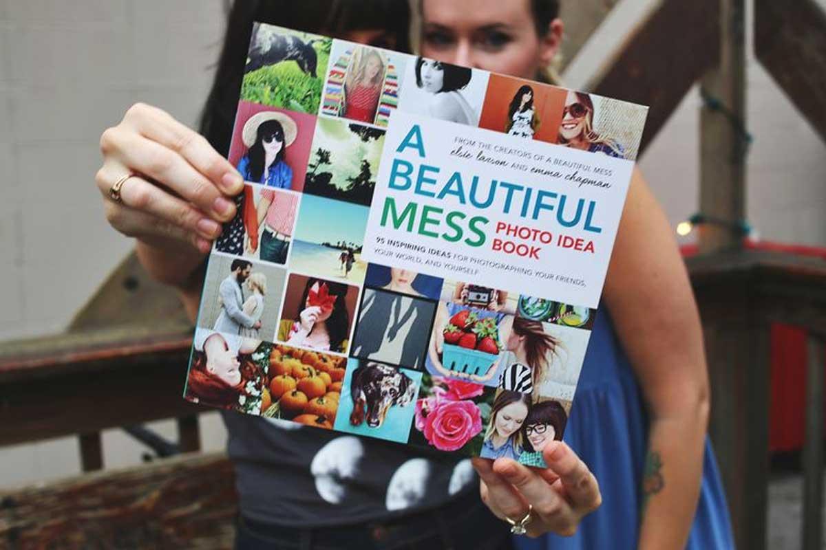 A Beautiful Mess: Book Presentation