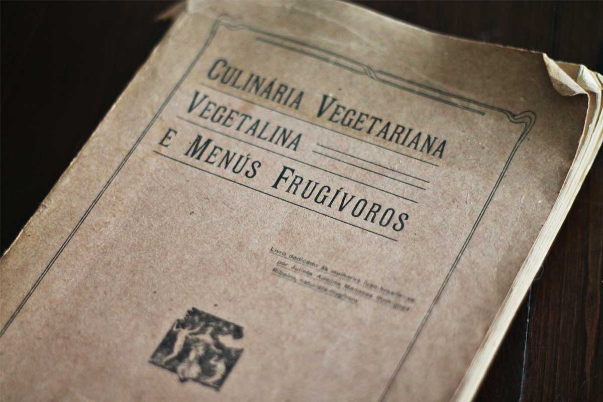 Found: a vegetarian book from 1916