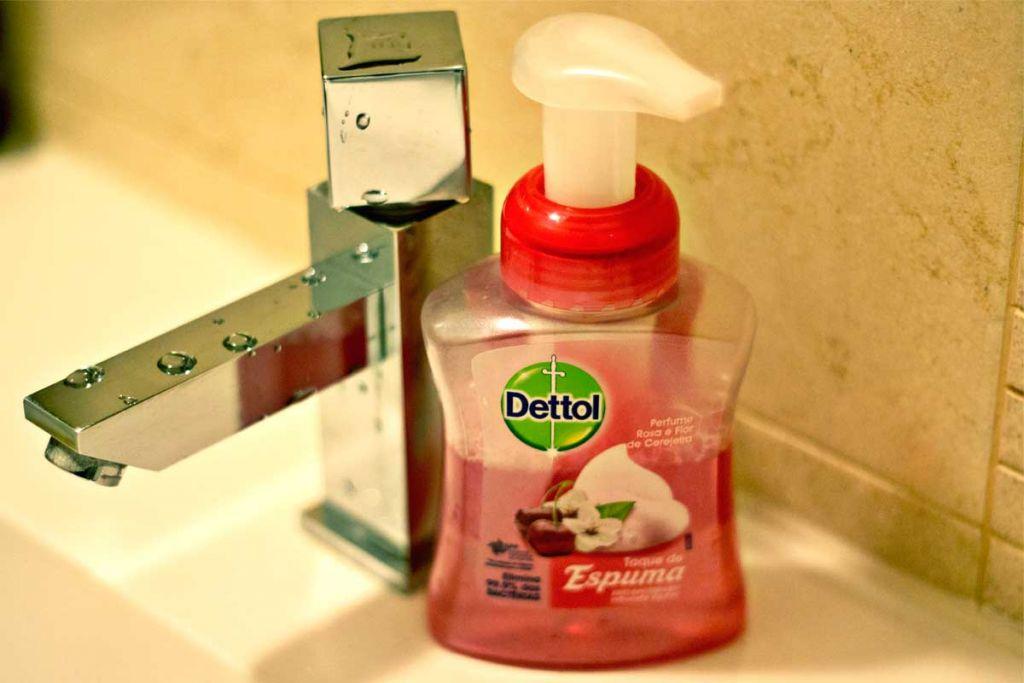 Sabiam que hoje é o Dia Mundial da Lavagem das Mãos?