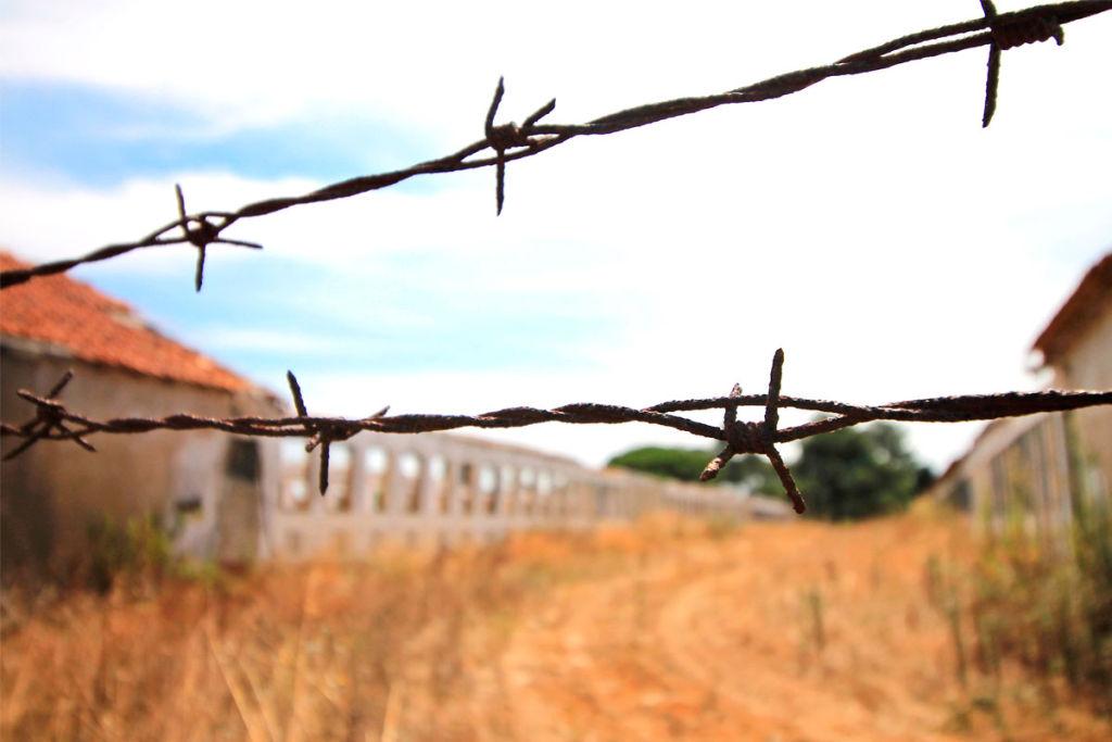 Fábrica Abandonada em Valada (e a magia dos locais abandonados)