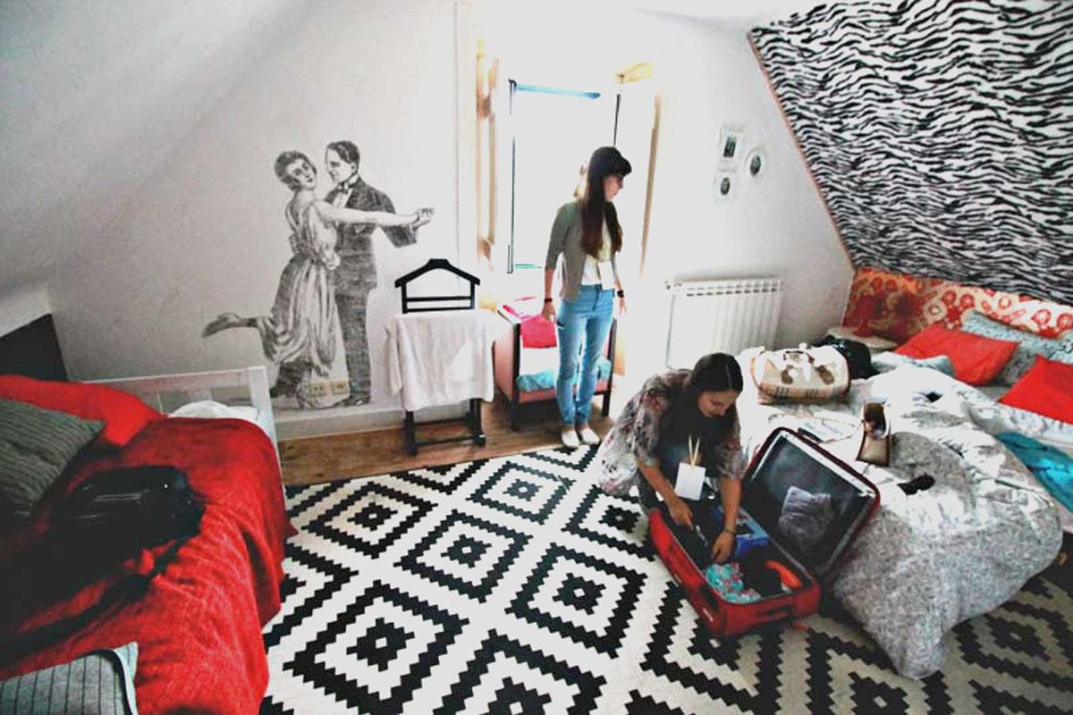 Nice Way Sintra hostel: um hostel idílico no coração de Sintra