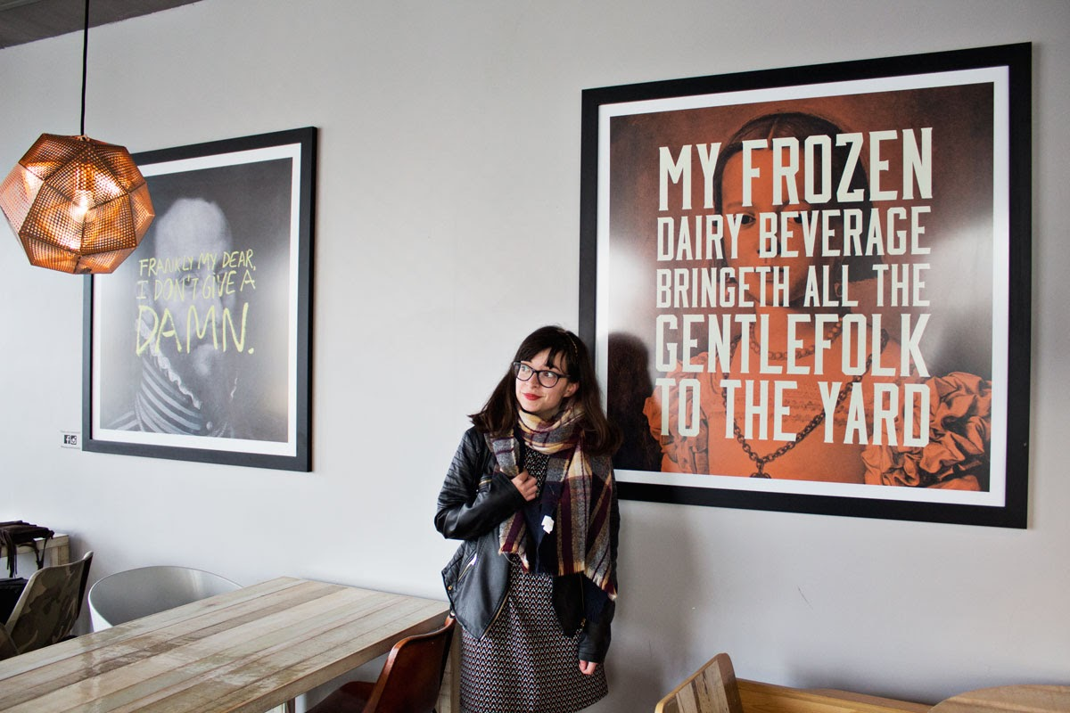 O Bastardo: restaurante ou galeria de arte?