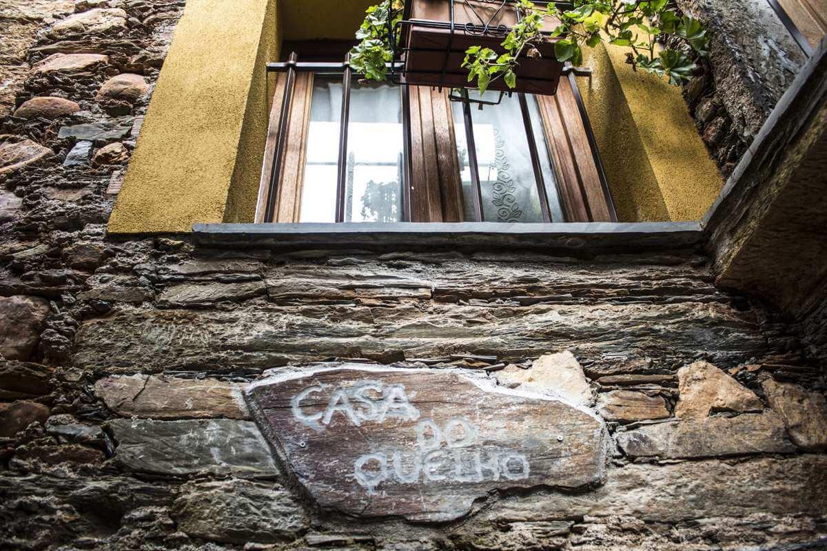 As Aldeias do Xisto, a Casa do Quelho e Janeiro de Cima