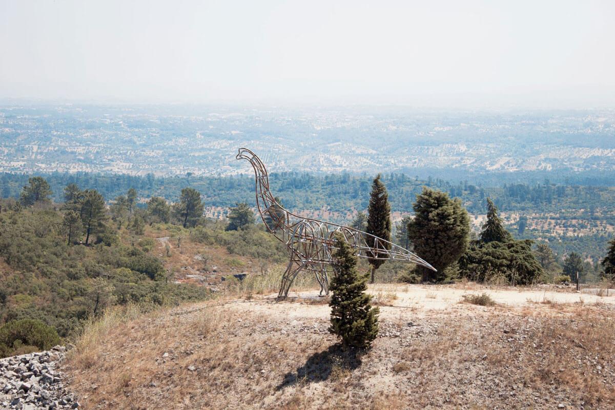 Minde, o Retiro do Bosque e Dinossauros na Serra de Aire