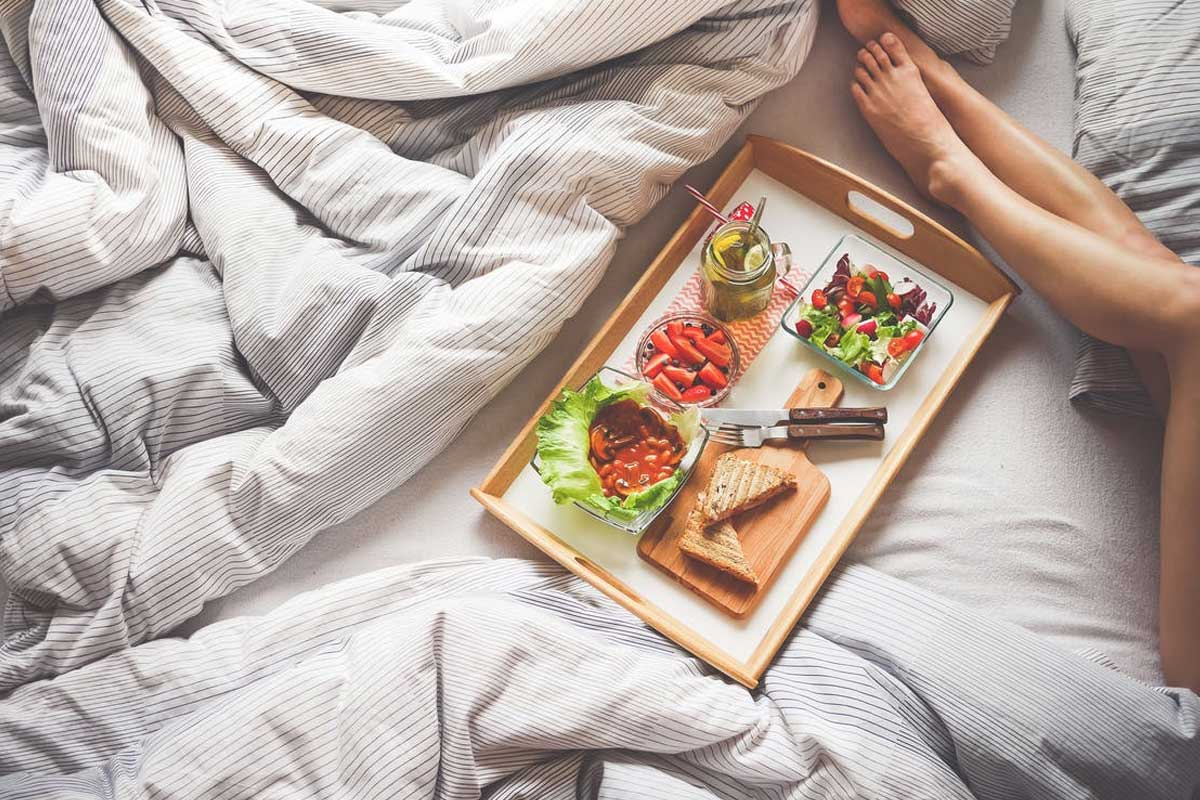 O que como num dia com a dieta Lev (vídeo)