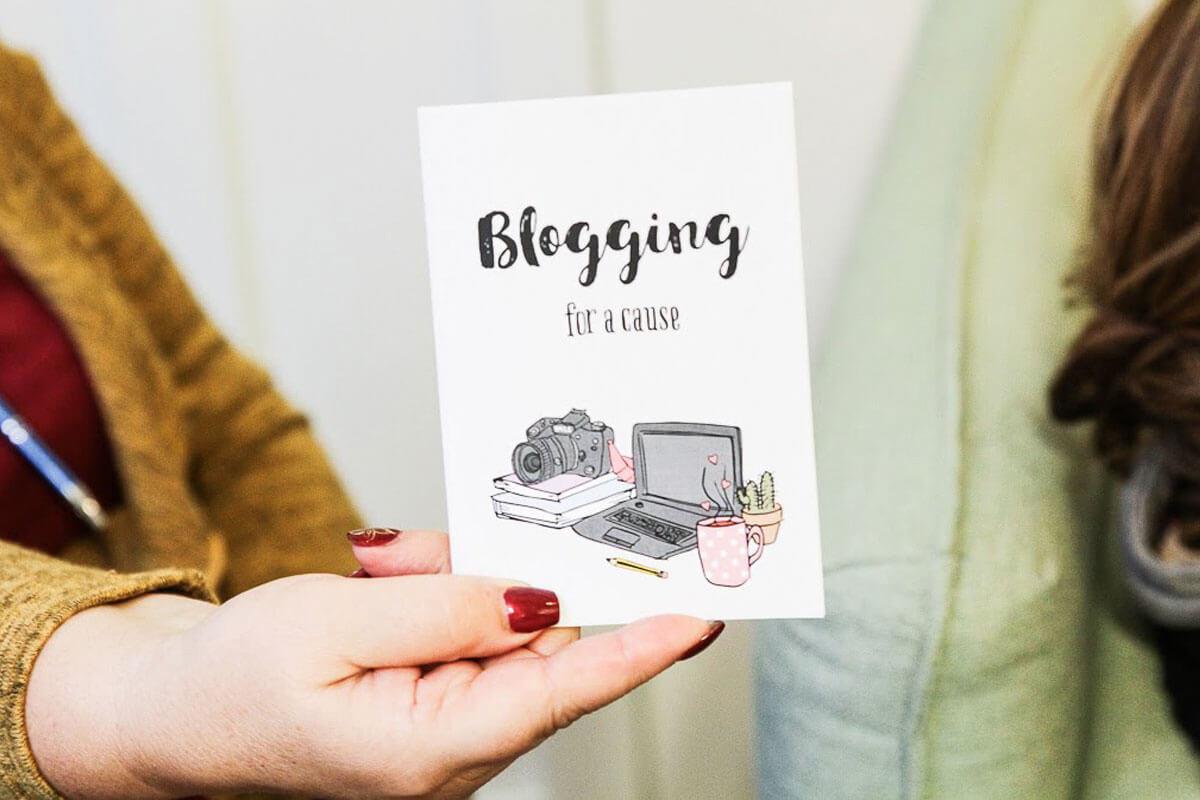 6 aprendizagens que trouxe comigo depois do Blogging for a Cause (+ vídeo!)