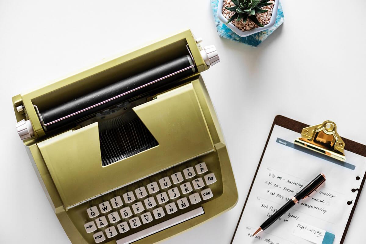 Escrever um livro: da ideia ao livro (novo workshop!)
