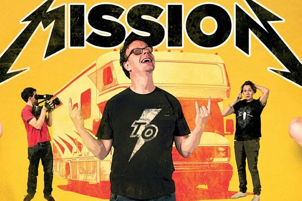 Documentário: Mission to Lars