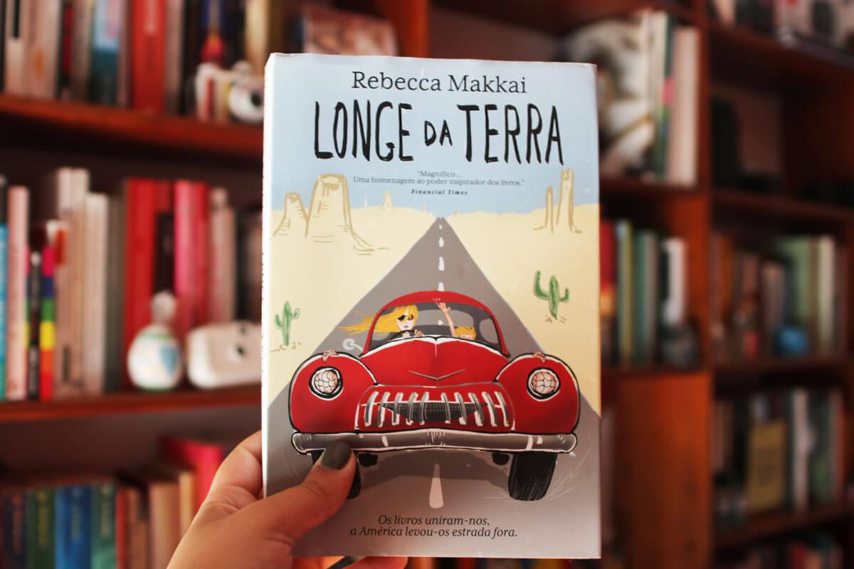 Book review (+ vídeo): Longe da Terra, de Rebecca Makkai