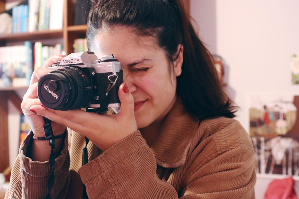 Retratografia: desafio fotográfico para 2019 (participem também!)