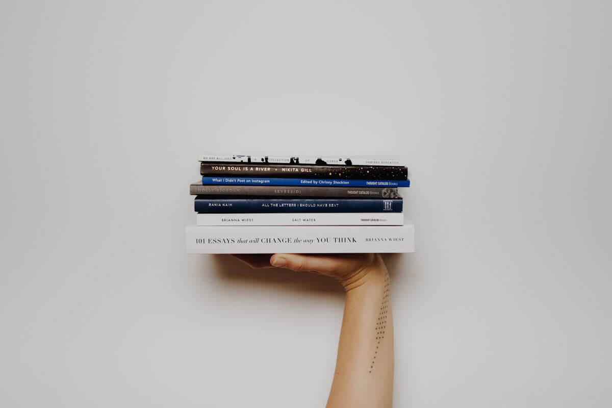 Livros em 2019: os desafios de leitura, a vaidade e como ler mais