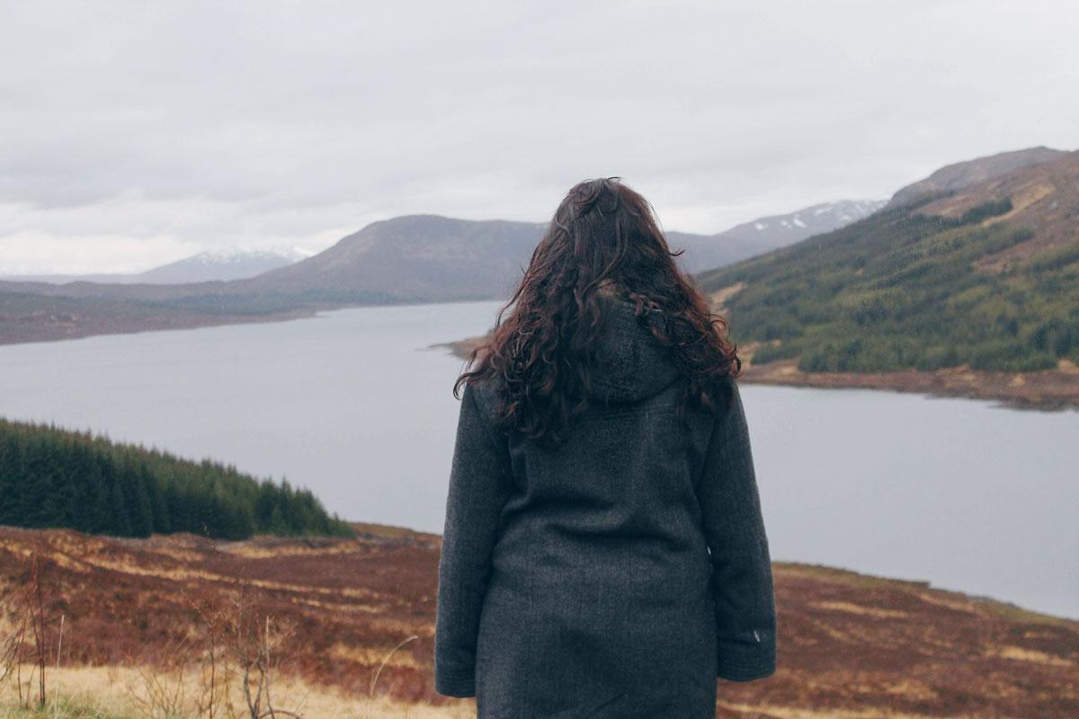 Fernweh pela Escócia