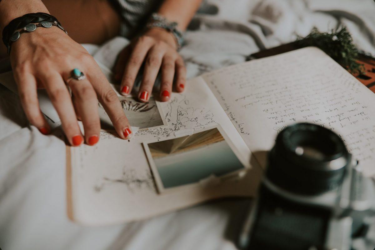 O poderoso papel do Journaling na minha recuperação