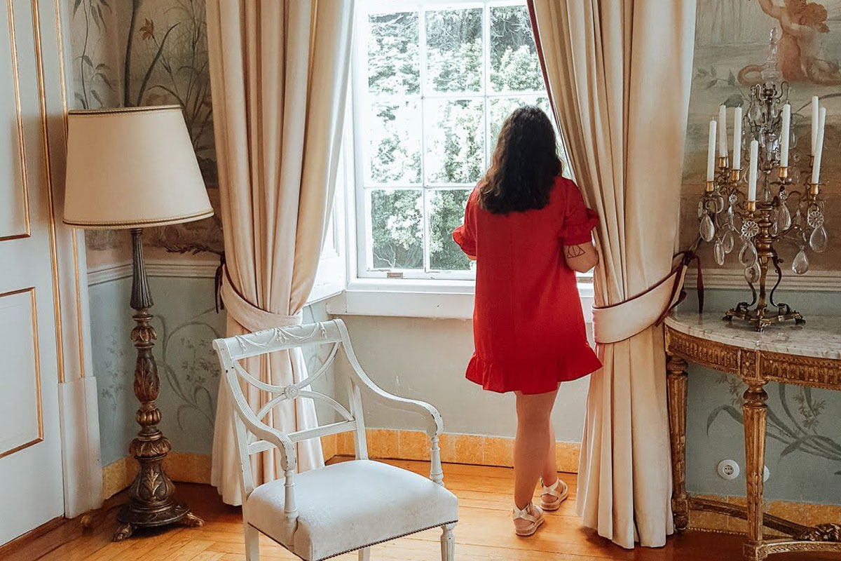 Sonho de uma noite de Verão no Tivoli Palácio de Seteais